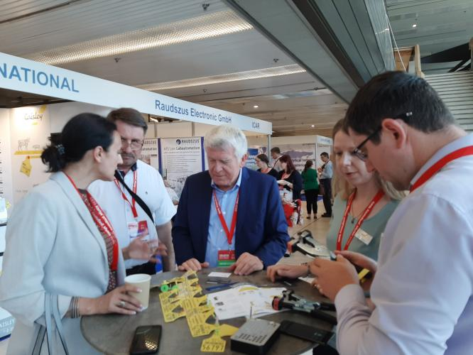 Stavropol State Agrarian University took part in the Congress of the International Committee for Animal registration (ICAR)