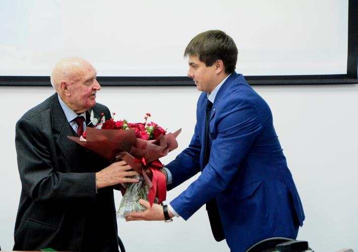 Agrarian University honored the hero of the day