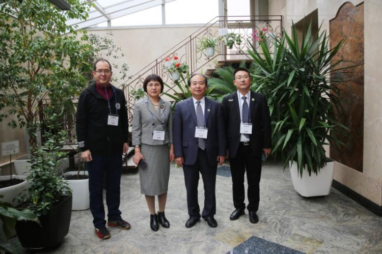 Sino-Russian Forum «Outlook and experience of using advanced innovations in agriculture»