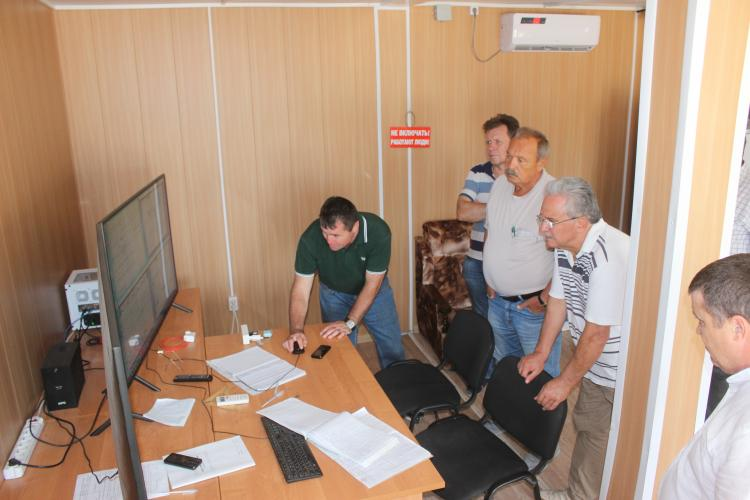 "Scientists of the Stavropol State Agrarian University held a working meeting in the agricultural enterprise ""Tersky"""
